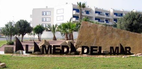 Alameda del Mar roundabout