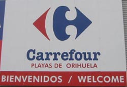 Carrefour Playa Flamenca