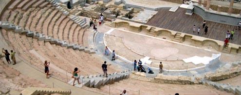 Cartagena amphitheatre