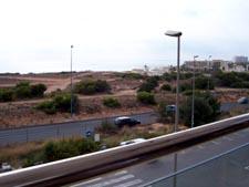 View to Playa Flamenca
