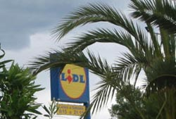 Lidl Playa Flamenca
