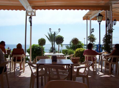 Punta Prima restaurant Playa Flamenca
