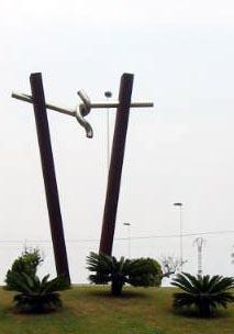 Punta Prima roundabout