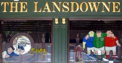 The Lansdowne bar Playa Flamenca