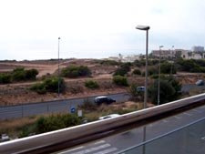 View to Playa Flamenca
