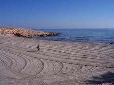 La Mosca beach